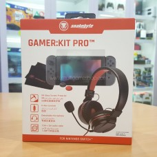 Headset Gamer Kit Pro (Snakebyte)