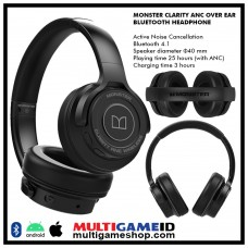 Monster Headset Wireless Clarity ANC