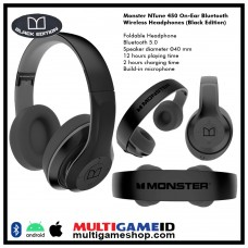Monster Headset Wireless N-Tune 450