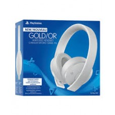 —PO— New Playstation Wireless Headset (White) DOLBY 7.1 V2 (Warranty)