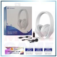 New Playstation Gold Wireless Headset (White) DOLBY 7.1 V2
