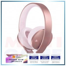 New Playstation Gold Wireless Headset (Rose Gold) DOLBY 7.1 V2 (Oct 25, 2019)