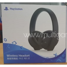 New Playstation Wireless Headset (BLACK) DOLBY 7.1 V2 (Warranty)