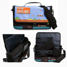 Switch Messenger Bag Super Mario Edition with Compartment (PowerA)