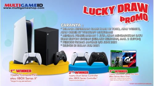 Lucky Draw 2021