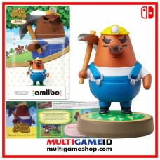Resetti Amiibo Animal Crossing Series