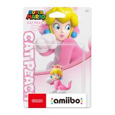 CAT PEACH Amiibo Super Mario Series