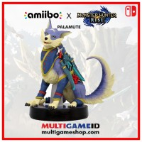 Amiibo Palamunte Monster Hunter Edition