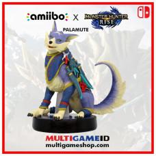 Amiibo Palamunte Monster Hunter Edition