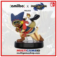 Amiibo Palico Monster Hunter Edition