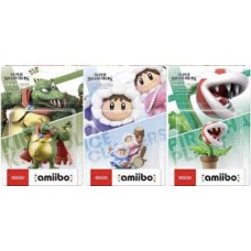 Amiibo Super Smash Bros 2019 Bundle Pack