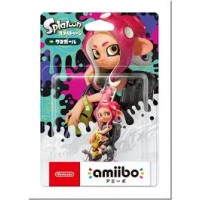 Amiibo Splatoon2 Octoling Girl