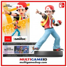 Pokemon Trainer Amiibo Super Smash Bros Series