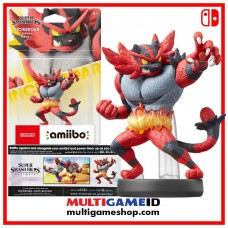 INCINEROAR Amiibo Super Smash Bros Series