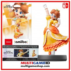 DAISY Amiibo Super Smash Bros Series