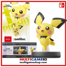 PICHU Amiibo Super Smash Bros Series