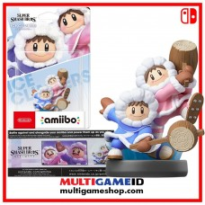 Ice Climber Amiibo Super Smash Bros Series