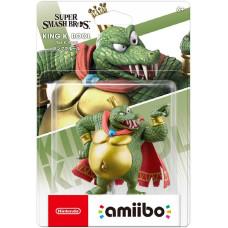 King K Roll Amiibo Super Smash Bros Series