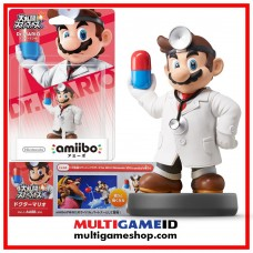 Dr Mario Amiibo Super Smash Bros Series
