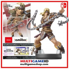 SIMON Belmont Castlevania Amiibo Super Smash Bros Series