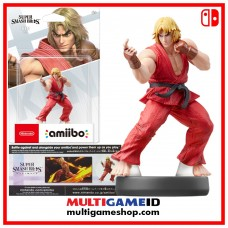 KEN Amiibo Super Smash Bros Series