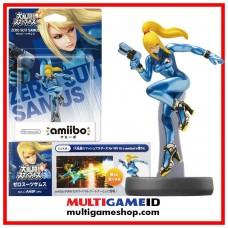 Zero Suit Samus Amiibo Super Smash Bros Series