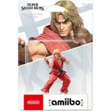 Ken Super Smash Bros Amiibo