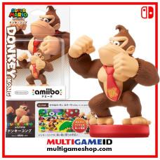 Donkey Kong Amiibo Super Mario Series