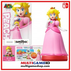 Peach Amiibo Super Mario Edition