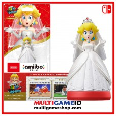 PEACH Amiibo Mario Odyssey Series