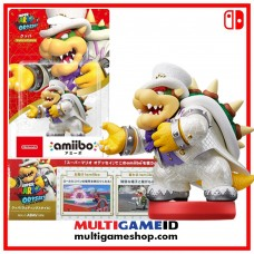 BOWSER / KOOPA Amiibo Mario Odyssey Series
