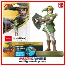 LINK Twilight Princess amiibo The Legend Of Zelda