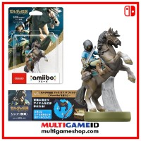LINK RIDER Amiibo Legend of Zelda Breath of the Wild Series