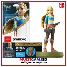 ZELDA Amiibo The Legend of Zelda Breath of the Wild Series (Princess)