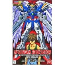 HG EW-2 W-GUNDAM ZERO CUSTOM Mobile Suit XXXG-00W0 Wing Gundam O 57137-9