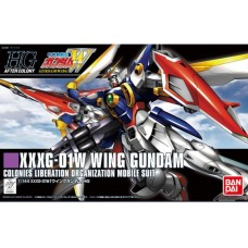 HG 162 XXXG-01W WING GUNDAM Colonies Liberation Organization Mobile Suit 83663-2
