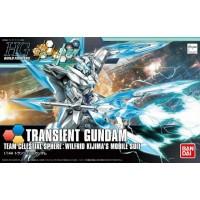 HG 034 TRANSIENT GUNDAM Wilfrid Kijima's Mobile Suit 55441-3