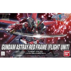 HG 58 MBF-PO2 GUNDAM ASTRAY RED FRAME FLIGHT UNIT 55602-8