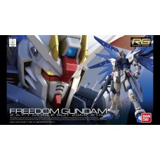 RG 05 FREEDOM GUNDAM Z.A.F.T Mobile Suit ZGMF-X10A 71625-5