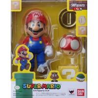 Super Mario Bros Brother 100mm S.H.Figuarts 58143-3
