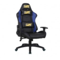 BraZen Shadow PRO Racing PC Gaming Chair (Blue/Black)