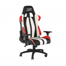 Brazen Sultan Elite PC Gaming Chair (Black/White/Red)