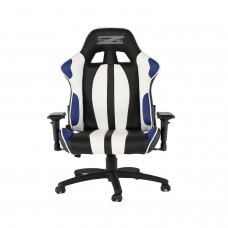 Brazen Sultan Elite PC Gaming Chair (Black/White/Blue)
