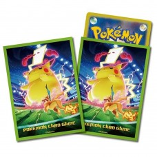 Pokemon Card Sleeve Gigantamax (Japan)