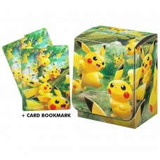 Pokemon Card Pikachu No-mori Deck Box (Japan)