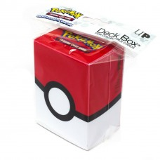 Pokemon Card Pokeball Dex Box