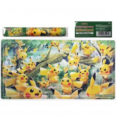 Pokemon Card Pikachu No-mori Playmat (Japan)