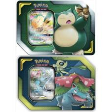 Pokemon TCG Tag Team Tin (Celebi & Venusaur)