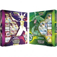 Pokemon TCG Battle Arena Deck Rayquaza vs Ultra Necrozma
