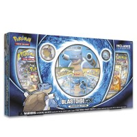 Pokemon TCG Blastoise GX Box